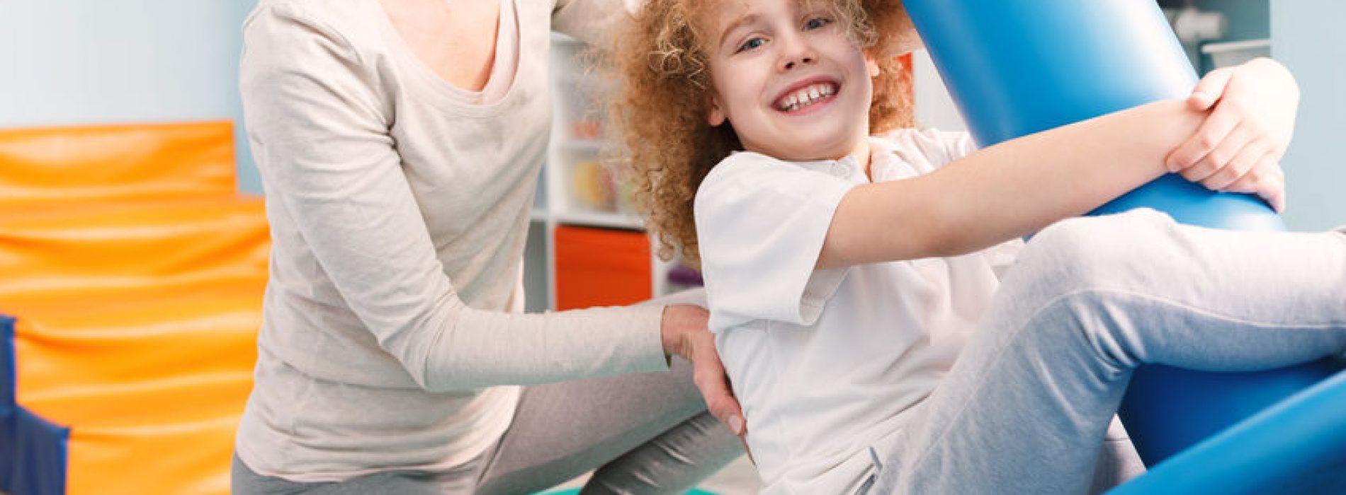 Ćwiczenia w zaburzeniach integracji sensorycznej