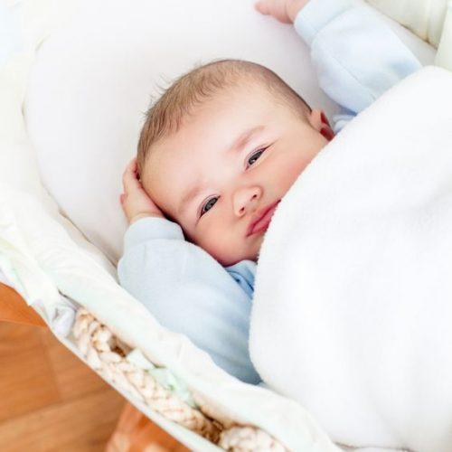 Czy niemowlęta mogą cierpieć na nerwicę?