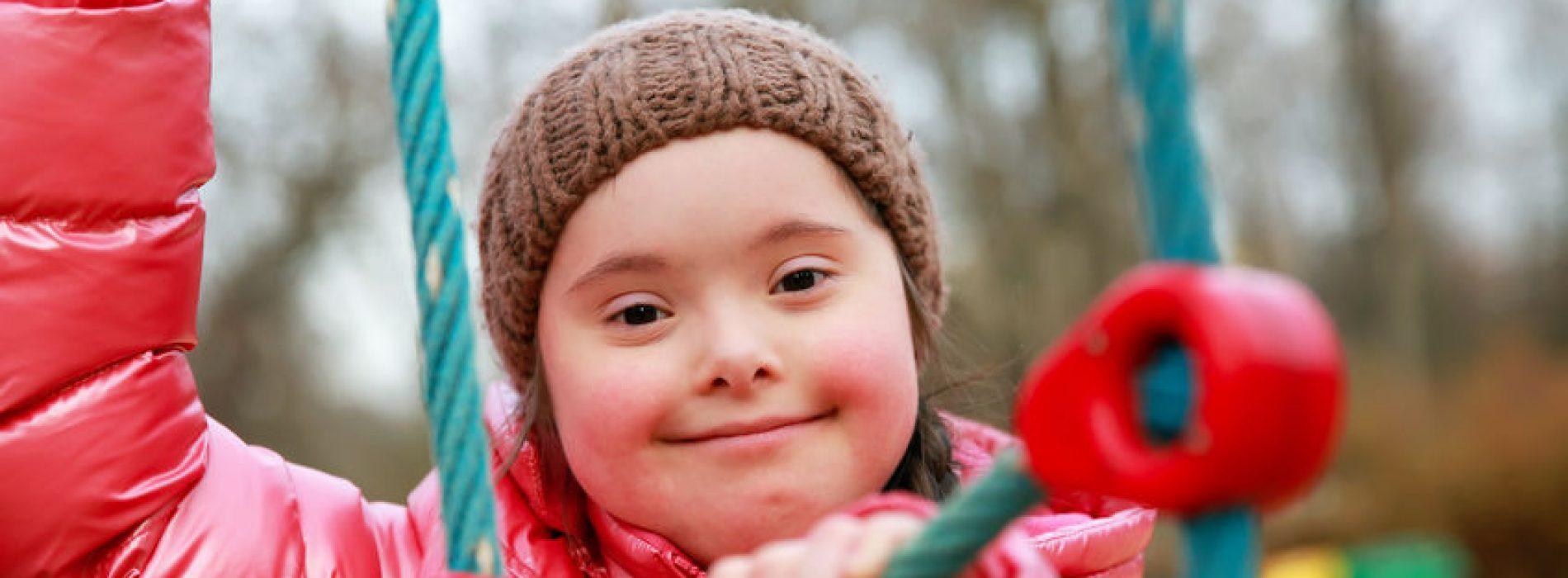 Codzienność dziecka z zespołem Downa