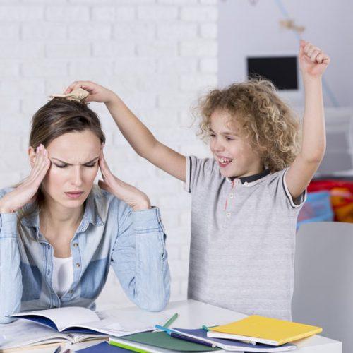 Dolegliwości dające objawy podobne do ADHD