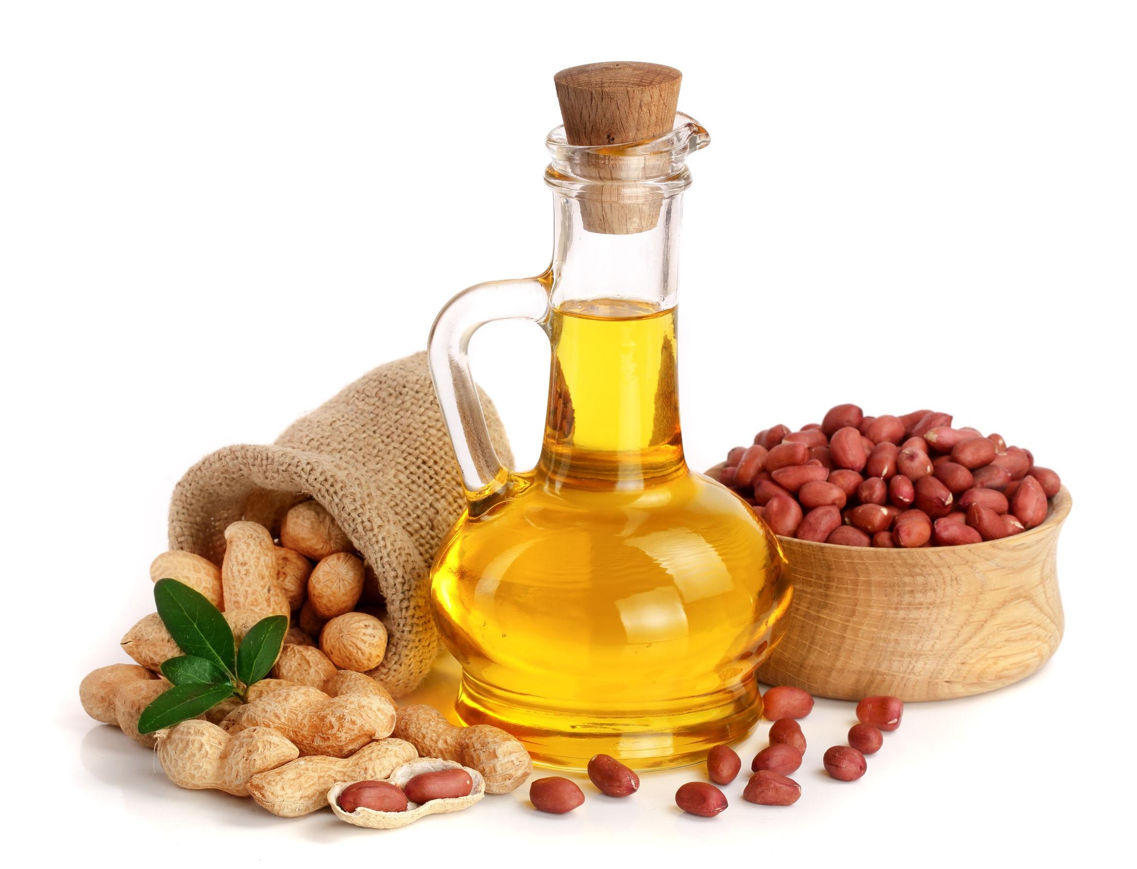 Olej arachidowy właściwości