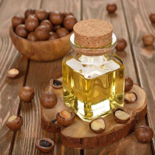 Olej z orzechów makadamia – Właściwości i zastosowanie