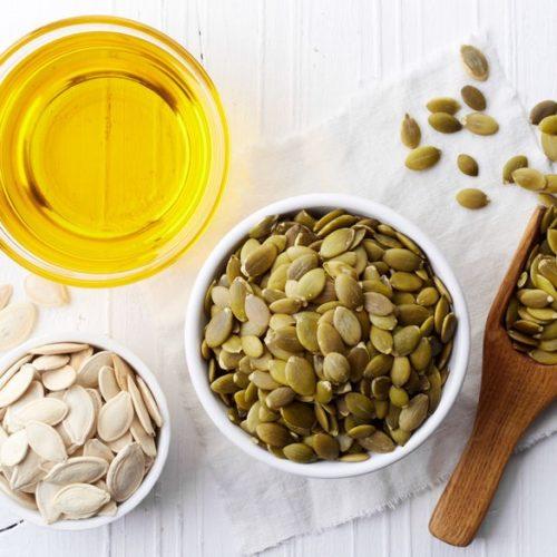 Olej z pestek dyni – Właściwości i zastosowanie oleju z pestek dyni