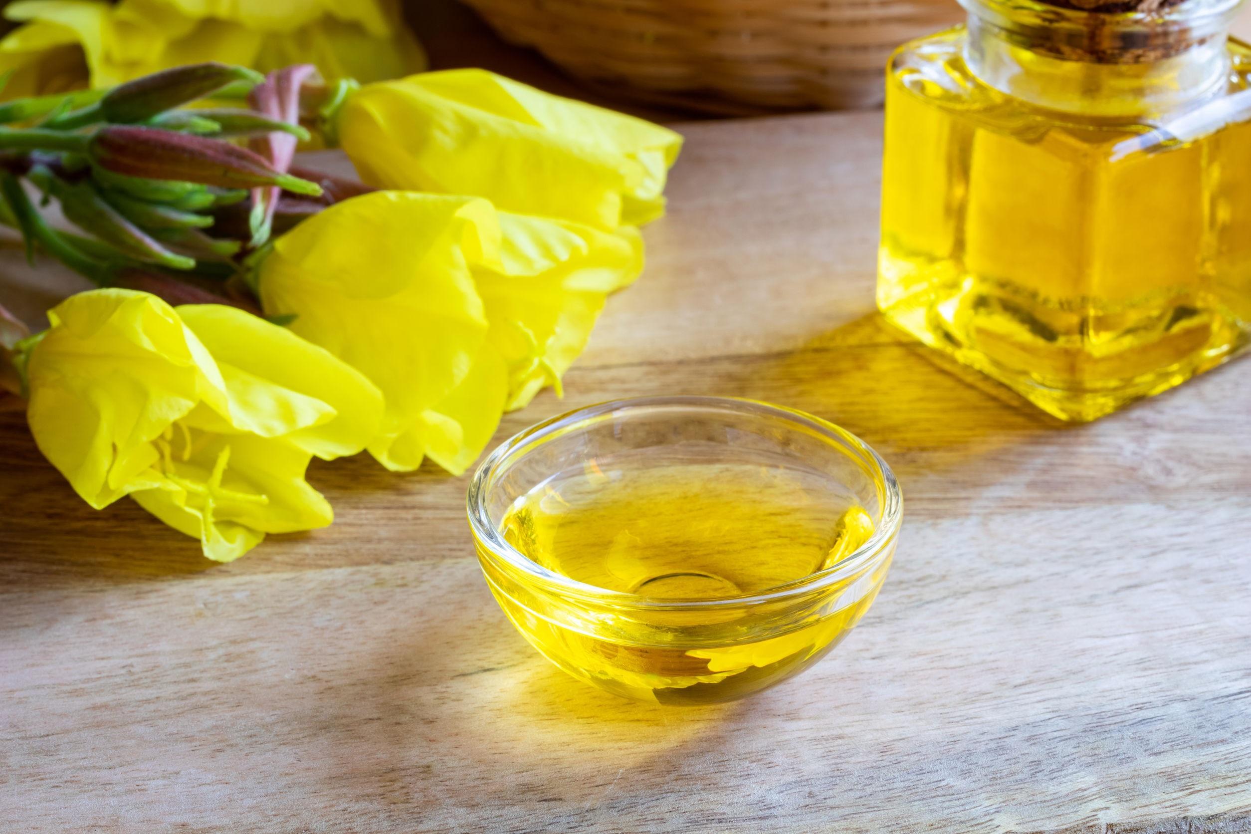Olej z wiesiołka - płodność