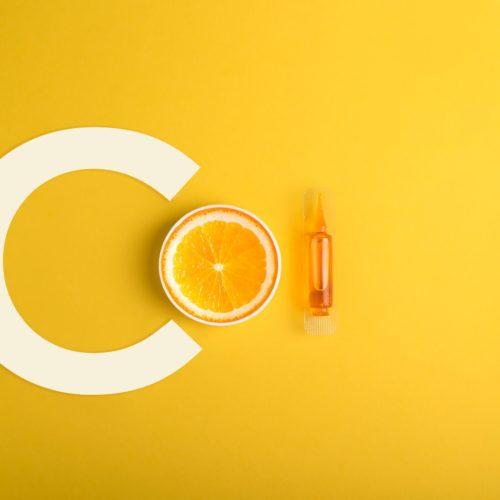 Witamina C prawoskrętna, czyli kwas askorbinowy