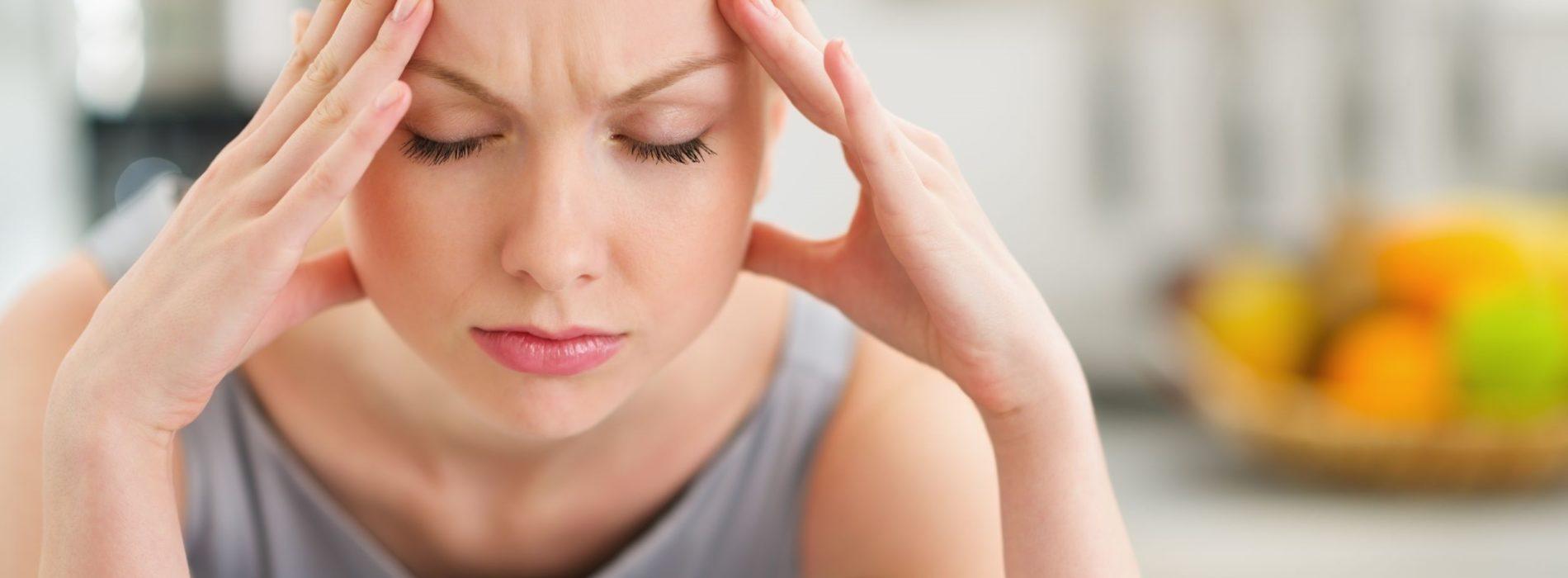Stosowanie olejków CBD w przypadku migreny i bólu głowy