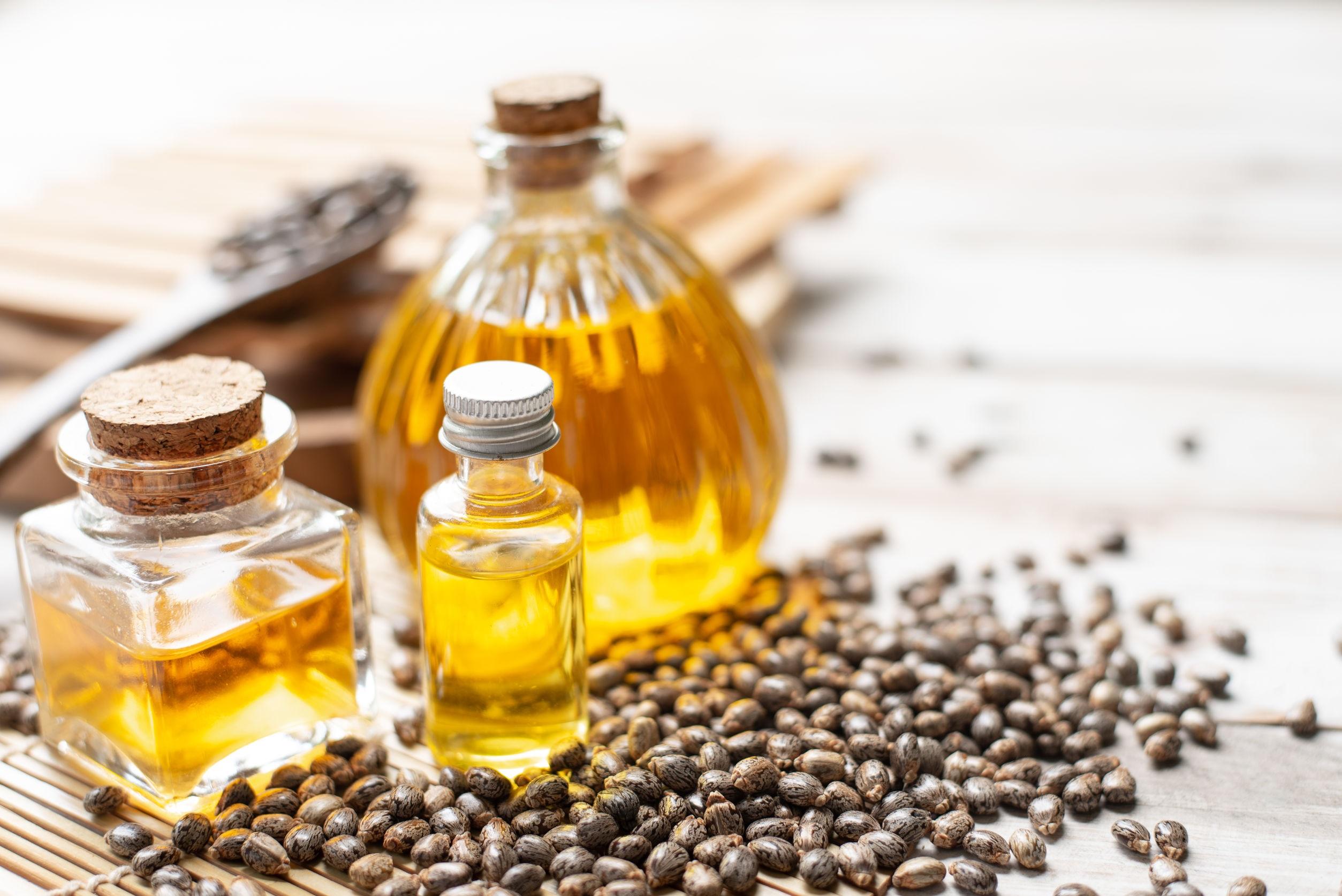 olej rycynowy właściwości