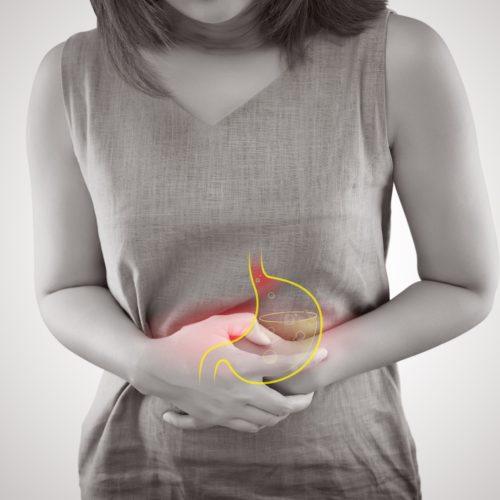 CBD w chorobach układu pokarmowego, jaki ma wpływ?
